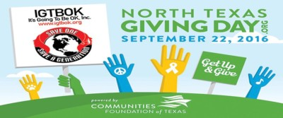 North Texas Giving Day 2016 Banner