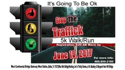 Stop the Traffick 5k Run