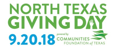 North Texas Giving Day 2018