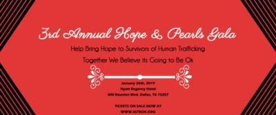 3rd Annual Hope & Pearls Gala